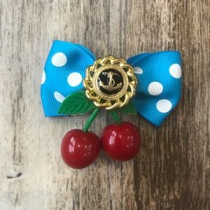 NAUTICAL ANCHOR CHERRY BOW